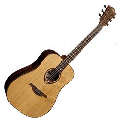 Guitare folk forme dreadnought