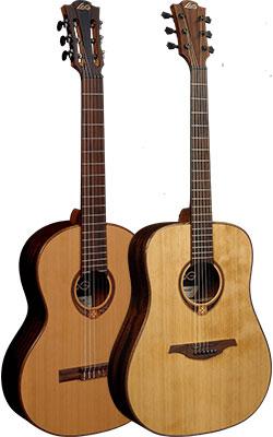 Différence guitare classique et folk
