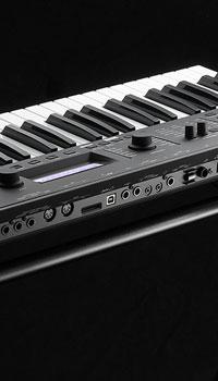 Connectiques piano numérique