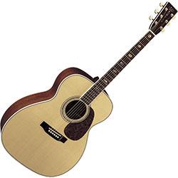 Guitare folk forme jumbo
