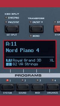 Sons piano numérique