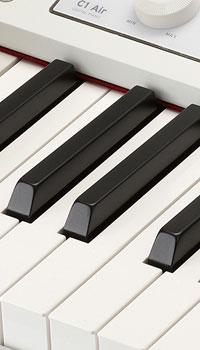Touches piano numérique
