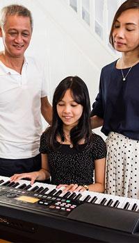 Clavier et piano numérique